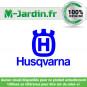 Pack de 100 cavaliers plastiques Husqvarna