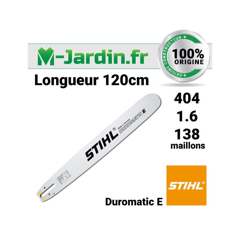 Guide Stihl Duromatic E 120cm   404 - 1.6