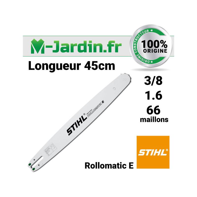 Guide Stihl Rollomatic E 45cm | 3/8 - 1.6
