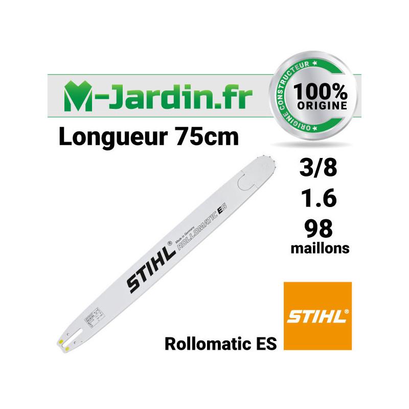 Guide Stihl Rollomatic ES 75cm | 3/8 - 1.6