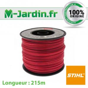 Rouleau de fil nylon 215m - 2,7mm Stihl
