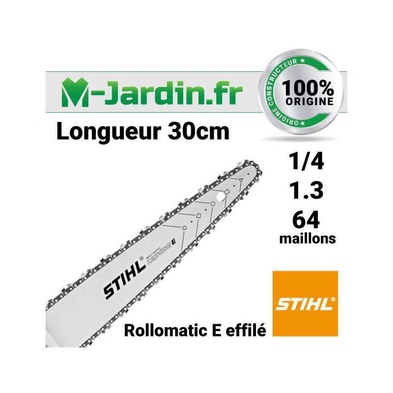Guide Stihl Éffilé 30cm | 1/4 - 1.3