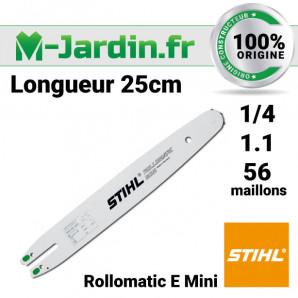 Guide Stihl Rollomatic E 25cm | 1/4 P - 1.1